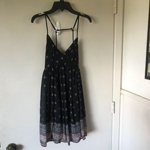 Hollister XS babydoll dress